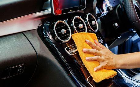 Ruční mytí i ošetření pomocí nanotechnologie