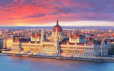 Pobyt přímo v centru Budapešti v City Hotelu Ring *** se snídaní + děti do 6 let zdarma