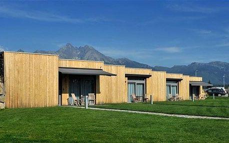 Velká Lomnica NATUR Resort, Slovensko