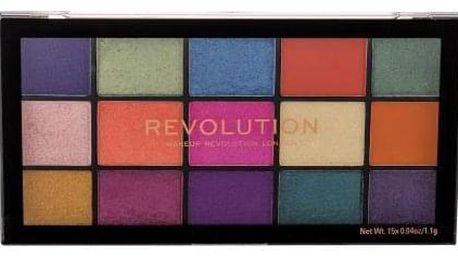 Makeup Revolution London Re-loaded 16,5 g paletka očních stínů pro ženy Passion For Colour