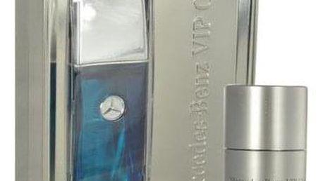 Mercedes-Benz Vip Club Energetic Aromatic by Annie Buzantian dárková kazeta pro muže toaletní voda 100 ml + deodorant 75 ml