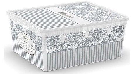 KIS C CLASSY 57167 Plastový úložný box - M