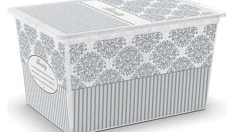 KIS C CLASSY 57170 Plastový úložný box - XL