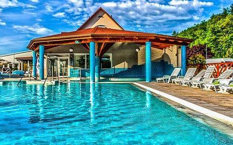 Maďarsko: Hotel Thermal Park Egerszalók **** s wellness s termálními bazény + vstup na koupaliště a polopenze