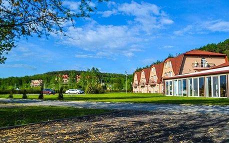 Maďarsko: Hotel Thermal Park Egerszalók **** s wellness s termálními bazény, polopenzí a bohatým vyžitím