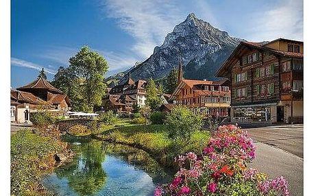 Puzzle Trefl 27089 Alpy v létě 2000 dílků