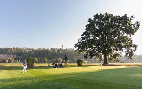 Víkendový Golf v Hluboké nad Vltavou