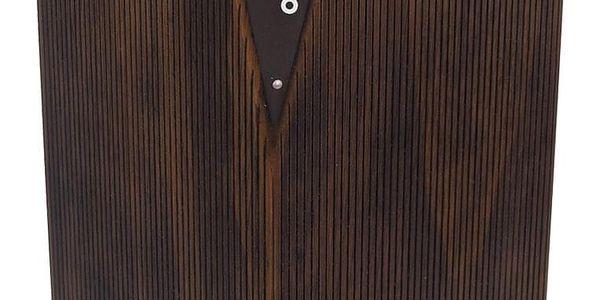 Orion Dřevěný stojan na nože Wooden2