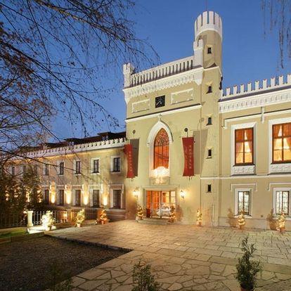 Pobyt na Chateau St. Havel **** + privátní wellness pro dva