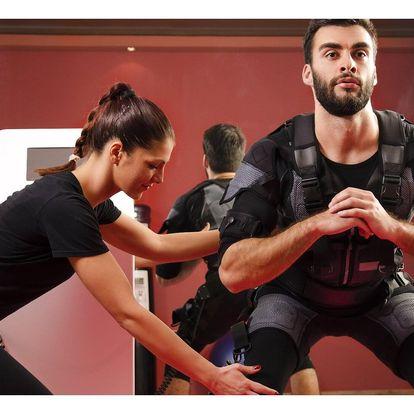 Elektrostimulační fitness trénink: 1, 4 i 8 vstupů