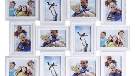 Emako Obdélníkový rámeček, 12 fotek