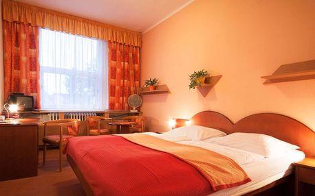 Hotel Baťov*** u zlínského Baťova kanálu s polopenzí a platností do srpna 2020
