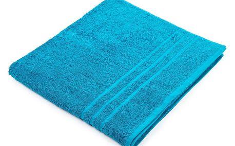 Profod Osuška Exclusive Comfort XL modrá, 100 x 180 cm