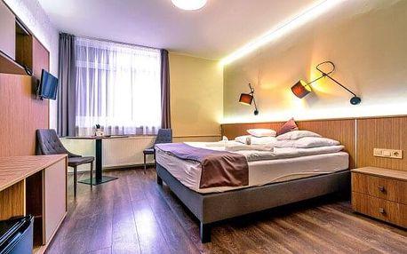 Maďarsko: Györ jen 450 metrů od termálů v Hotelu Amstel **** se vstupem do lázní, saunou a polopenzí