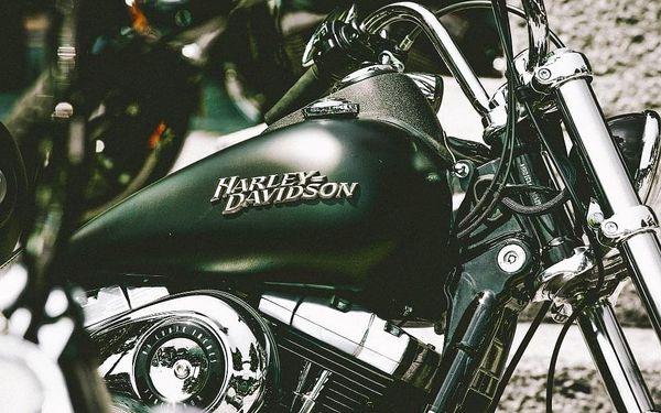 Hodinová spolujízda na Harley - Davidson Softail heritage - 1600 ccm3