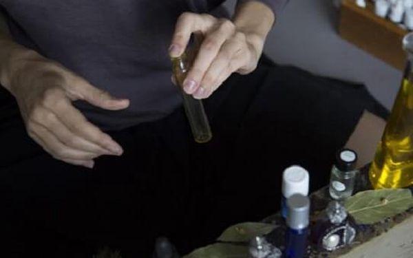 Vyrobte si přírodní parfém na míru | Praha | září - červen | 90 minut4