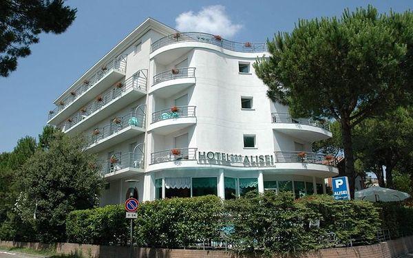 Itálie - Lignano Sabbiadoro na 4-12 dnů, polopenze
