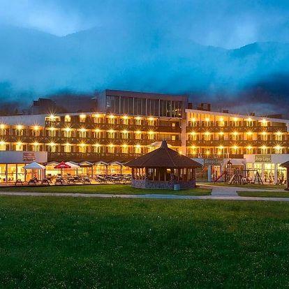 Slovinsko - Kranjska Gora na 3-9 dnů, polopenze