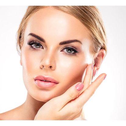 105min. kosmetika vč. mikromasáže očního okolí