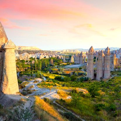 Turecko - Antalya letecky na 8-16 dnů, polopenze