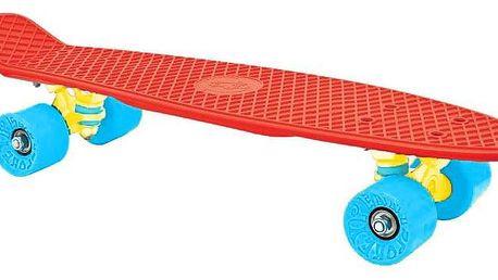 Pennyboard Spokey Cruiser Barva: červená
