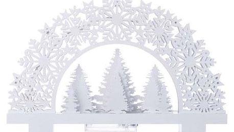 LED vánoční dekorace - stojánek stromky