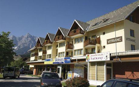Slovinsko - Kranjska Gora na 3-10 dnů