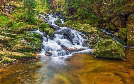 Krkonoše u Mumlavského vodopádu: Pension Katka Harrachov s polopenzí a all inclusive nápoji