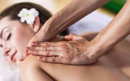 Dárkový voucher na Bowenovu nebo Reiki masáž