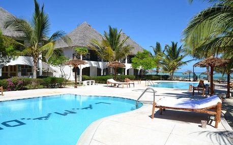 Tanzanie - Zanzibar letecky na 11 dnů, polopenze