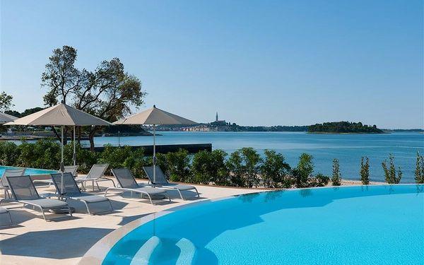 Chorvatsko - Rovinj na 6-12 dnů, snídaně v ceně