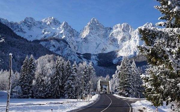 ŠPIK***/**** - Gozd Martuljek, Julské Alpy, vlastní doprava, polopenze4