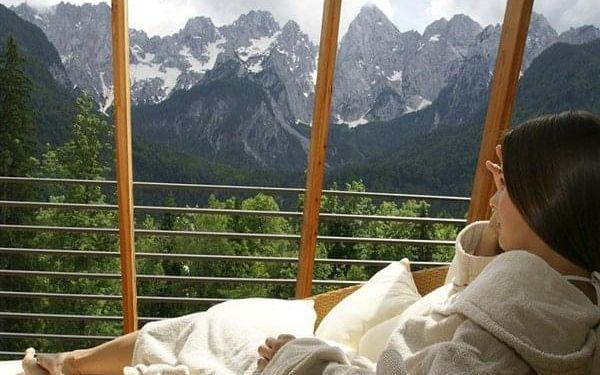 ŠPIK***/**** - Gozd Martuljek, Julské Alpy, vlastní doprava, polopenze5