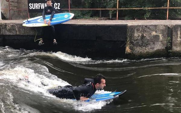 Surfing na řece, 2 hodiny, počet osob: 1, Brandýs nad Labem (Středočeský kraj)5