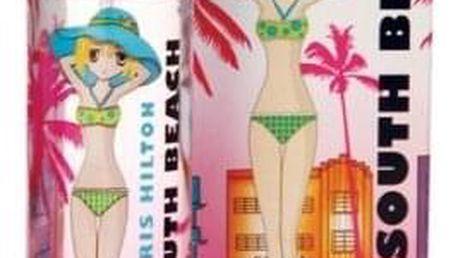 Paris Hilton Passport South Beach 100 ml toaletní voda tester pro ženy