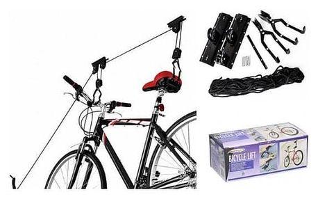 Stropní držák na kolo