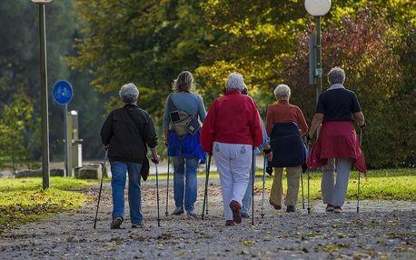 Aktivní pobyt pro seniory ve Svobodě nad Úpou