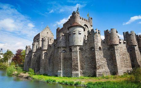 Poznávací zájezd do belgického Gentu: 3 dny