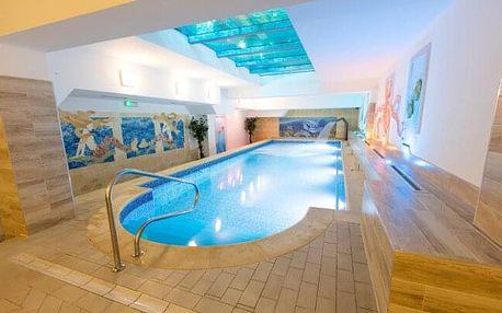 Polsko blízko skiareálům: Hotel St. Lukas Sanatorium **** s polopenzí, wellness a až 12 léčebnými procedurami