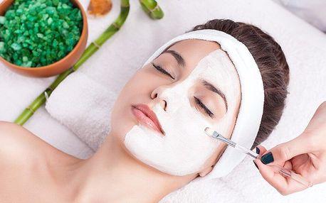 Balíčky kosmetické péče v délce až 75 minut