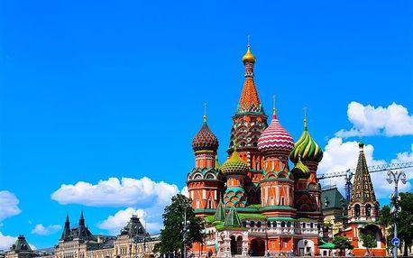 PETROHRAD A MOSKVA, Rusko