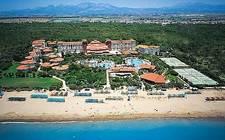 Turecko - Belek letecky na 8-15 dnů, all inclusive
