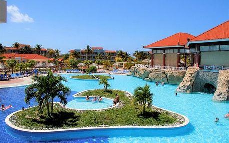 Kuba letecky na 11-16 dnů, all inclusive