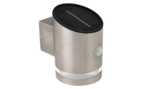 Nexos 66847 Nástěnné solární osvětlení LED s detektorem pohybu