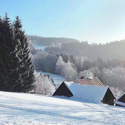 Aktivní dovolená v Krkonoších: penzion s polopenzí