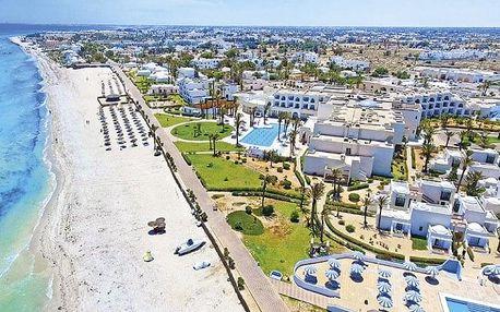 Tunisko - Djerba letecky na 12-15 dnů, all inclusive