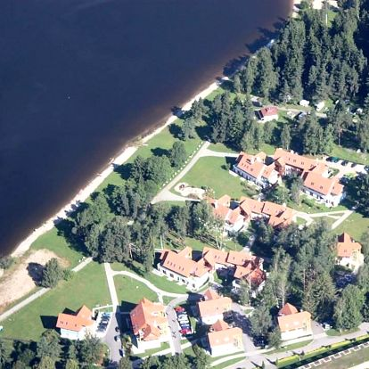 Apartmán Riviera u přehrady Lipno