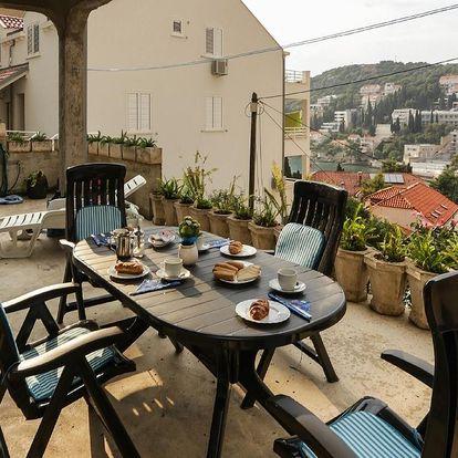 Chorvatsko - Dubrovnik: K-apartments