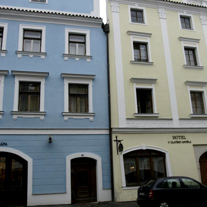 Pardubice: Hotel U Zlatého Anděla