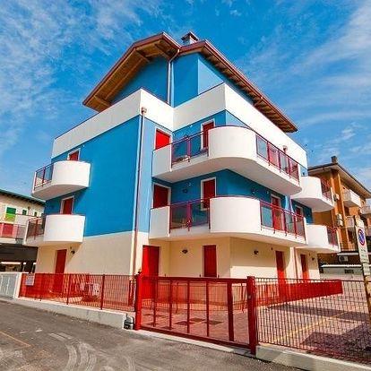 Itálie, Caorle: Residence Al Mare
